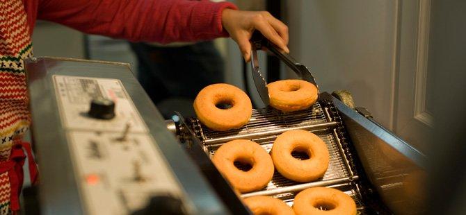 récupération des donuts