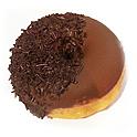 donut au chocolat au lait