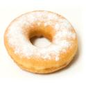 donut au sucre glace