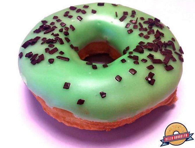 doughnut kiwi