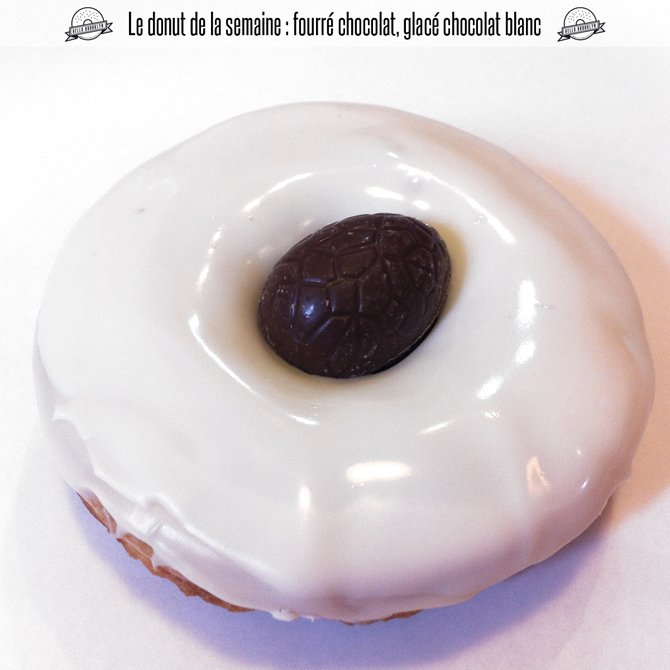 donut special paques