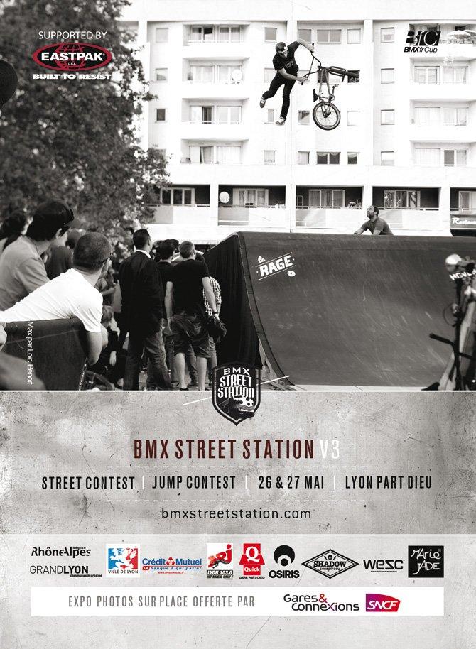 BMX STREET STATION