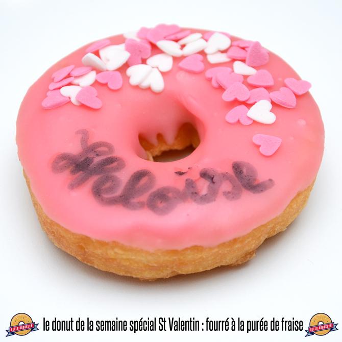 donut st valentin
