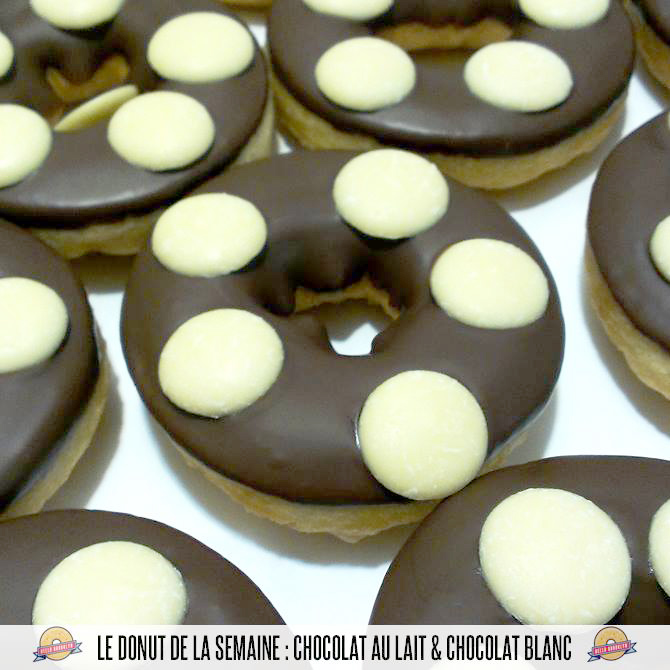 chocolat au lait / blanc