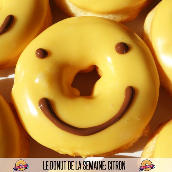 doughnut citron