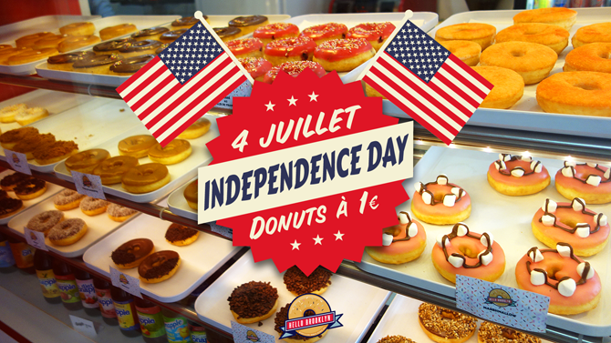 donuts independance day
