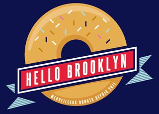 Donuts frais du jour et faits maison Hello Brooklyn - Boutique située à Lyon